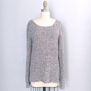 Eileen Fisher linen lightweight sweater